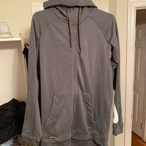 Nike Dri-fit Zip up